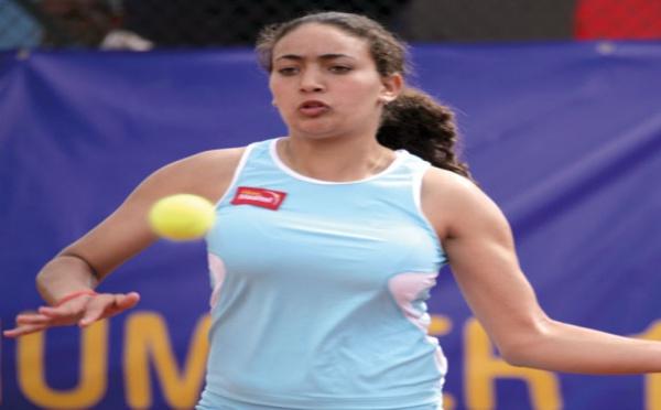 Grand Prix SAR Lalla Meryem de tennis : Fatima Zahrae El Allami contrainte à l'abandon