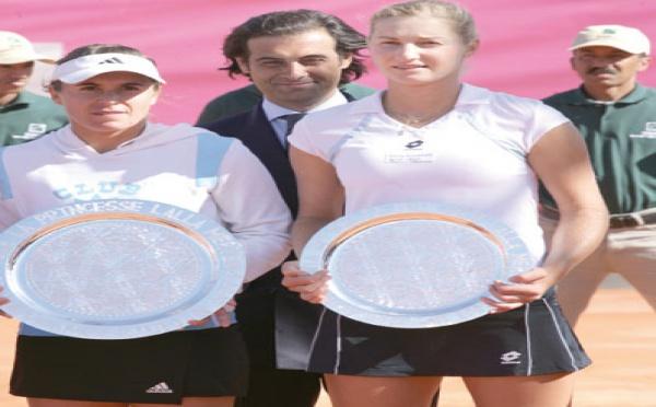 Garrigues s'adjuge le GP Lalla Meryem de tennis
