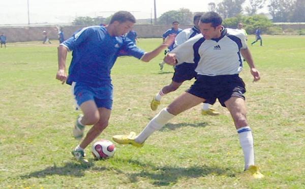 Foot amateur  : Statu-quo en tête du classement