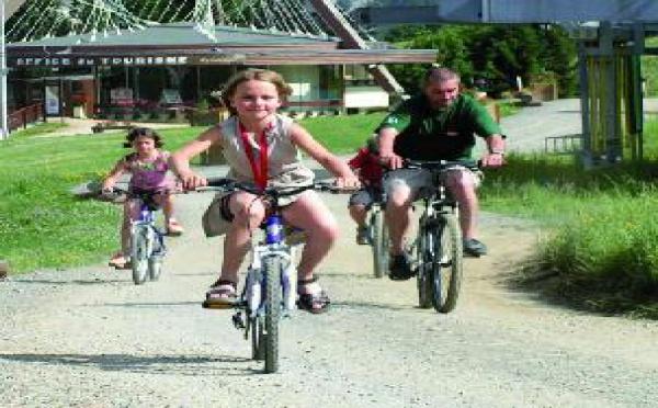 VTT, roller et skate-board : Attention aux accidents