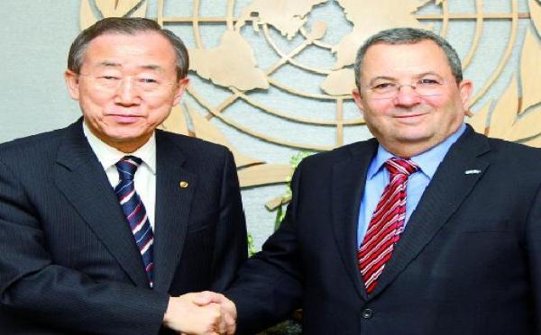 Israël va autoriser Ban Ki-moon et Catherine Ashton à entrer à Gaza :  Une dernière chance pour la paix au Proche-Orient