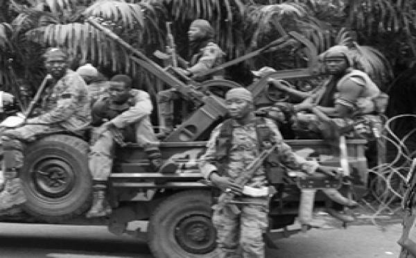 L'assaut final sur la résidence de Gbagbo