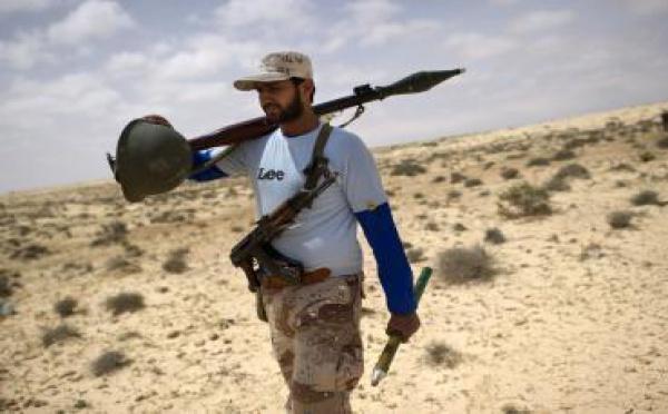 Libye: des centaines de morts à Misrata en un mois et demi de combats