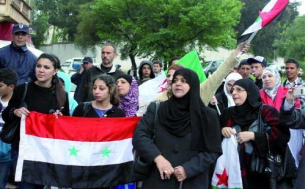 Syrie : L'armée réprime les habitants de Deraa