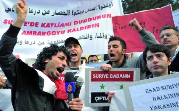 Syrie: démissions au parti Baas et mécontentement de l'armée
