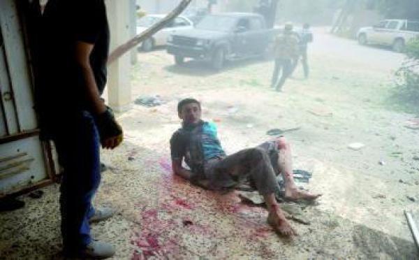 Libye: Misrata attaquée, obsèques du fils et des petits-enfants de Kadhafi