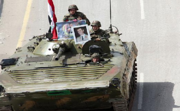 Alors que Ban Ki moon  appelle à éviter le recours à la force : L'armée syrienne bombarde Homs