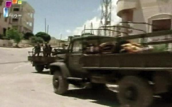 Tirs près de la frontière du Liban :  La situation en Syrie ne finit pas d'empirer