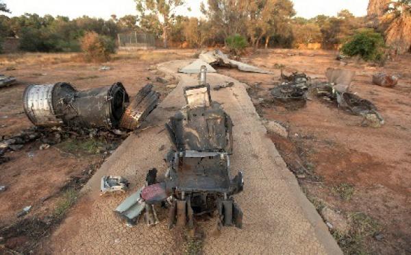 Libye : Les rebelles s'emparent d'un dépôt de munitions au sud de Zenten