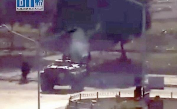 Les violences en Syrie ont fait 45 morts au moins : Nouvel assaut des chars à Hama