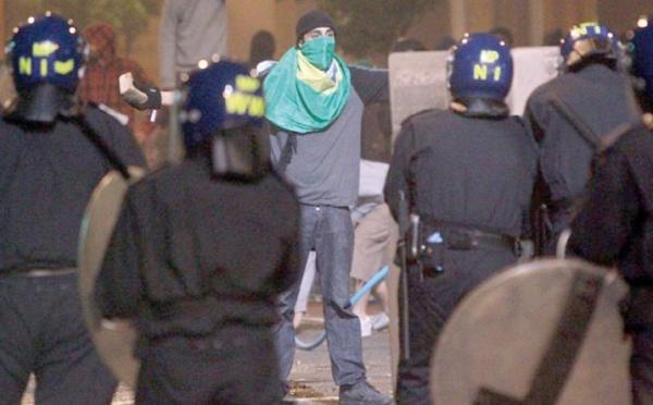 Suite à la mort d'un jeune homme :  Week-end d'émeutes et de pillages à Londres