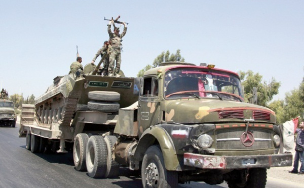 19 personnes tuées jeudi : Washington menace le régime syrien