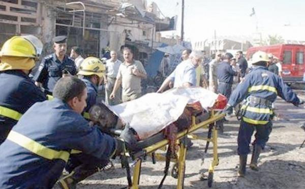 Irak :  37 morts dans des attentats