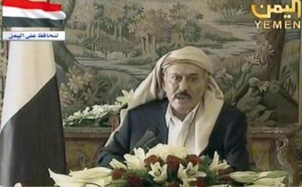 Pendant que  l'opposition yéménite prépare la transition, le Président Saleh annonce son retour