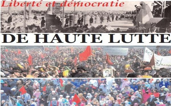 Liberté et démocratie : De haute lutte