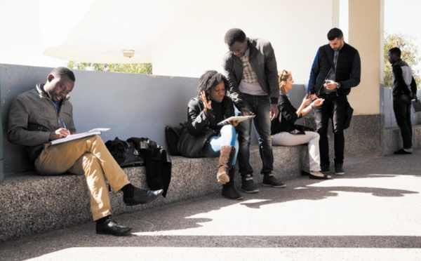 Première Université à Oujda des jeunes africains au Maroc