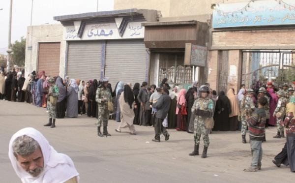 Elections en Egypte : Les islamistes en force pour une nouvelle étape des législatives