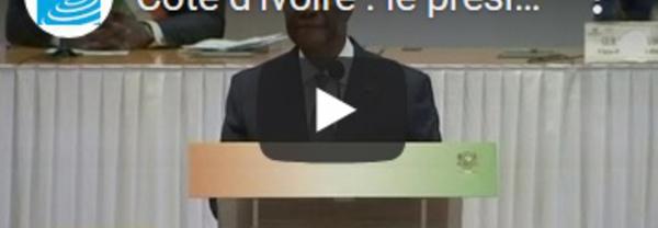 Côte d'Ivoire : le président Ouattara ne sera pas candidat à la présidentielle