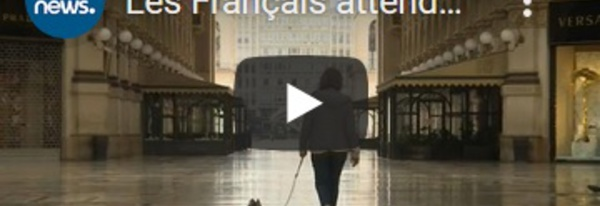 Les Français attendent le mode d'emploi du déconfinement