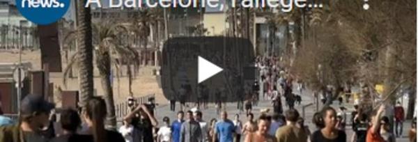 À Barcelone, l'allègement du confinement laisse un sentiment mitigé