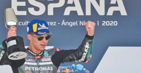 Fabio Quartararo, nouveau petit prince de la moto 4
