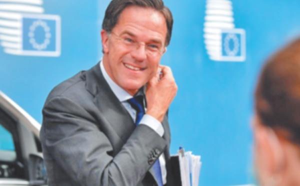 """Mark Rutte, le gentil devenu """"Monsieur Non"""""""