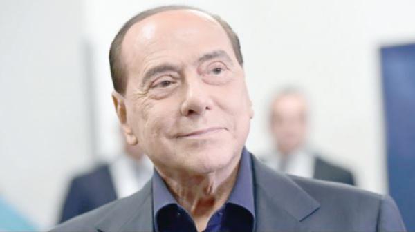 Silvio Berlusconi testé positif au coronavirus