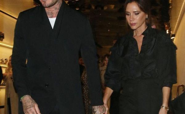 David et Victoria Beckham accusés d' avoir propagé le coronavirus en secret !