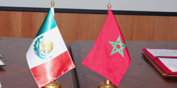Création à Mexico d' un groupe parlementaire d'amitié avec le Maroc