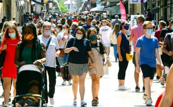 Restrictions controversées en France Obligation de port du masque à Munich
