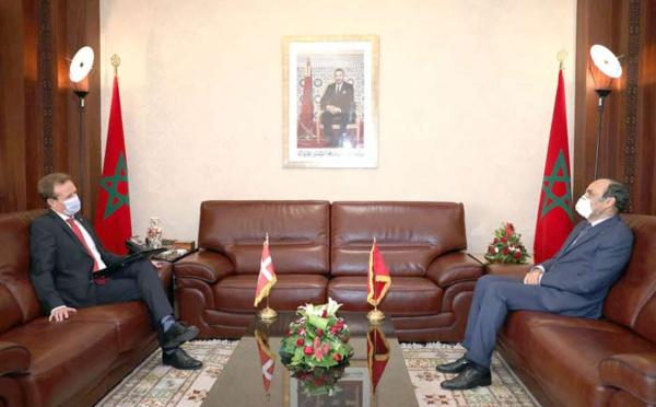 Habib El Malki s'entretient avec Nikolaj Harris