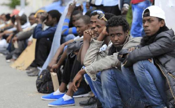 Le sombre quotidien des réfugiés sous le Covid