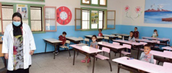 La Covid impose le distanciel aux élèves de plus de 200 établissements