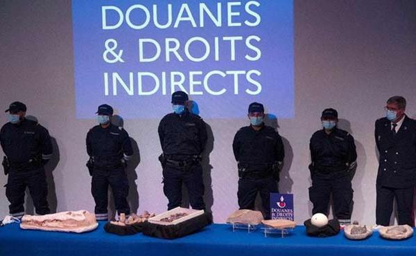 Le Maroc récupère 25.500 pièces archéologiques rares saisies en France en 2005 et 2006