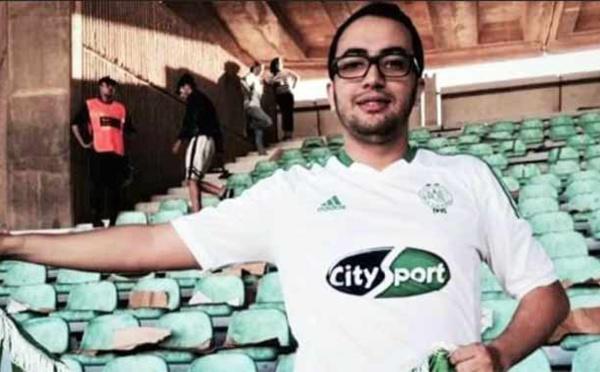 Lamnawar : Ma couleur de vêtements est devenue verte
