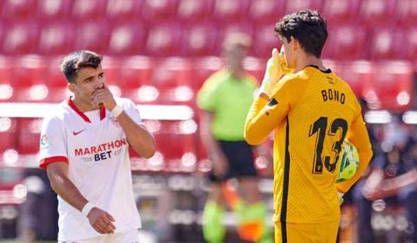 Liga Le Real et le Barça chutent