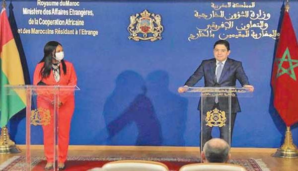 La Guinée-Bissau réitère son soutien à la marocanité du Sahara