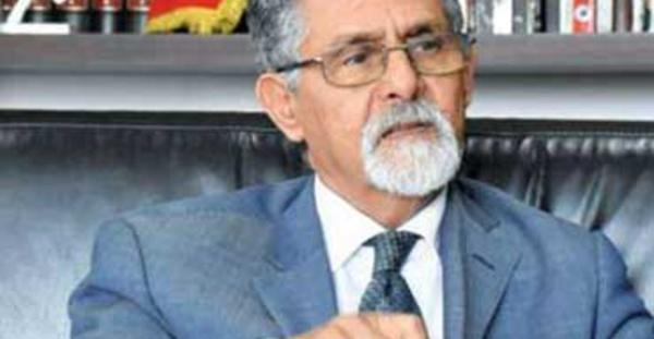 Ahmed Boukouss, recteur de l'Institut Royal de la culture amazighe