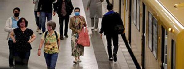 L'Allemagne atteint le million de contaminations L'Europe desserre un peu l'étau