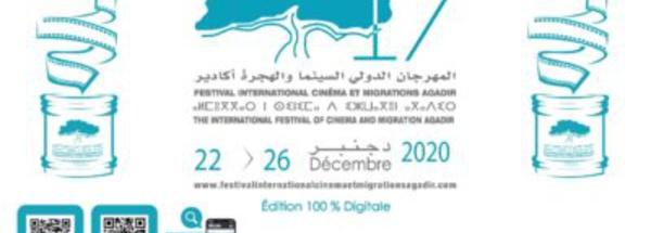 La 17ème édition du Festival international Cinéma et migrations d'Agadir en digital