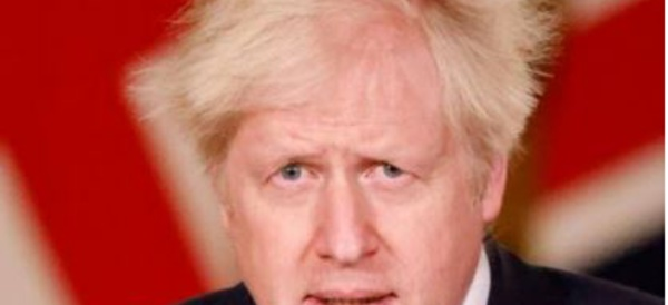 Boris Johnson, le Brexit jusqu 'au bout