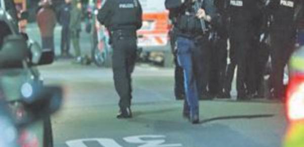Neuf morts dans deux fusillades en Allemagne