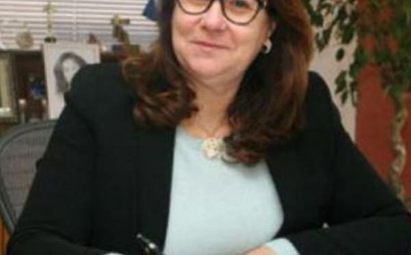 Nadia Laraki, directrice générale de l'ANP
