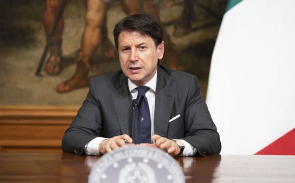 Giuseppe Conte, l'illustre inconnu de l'échiquier politique italien