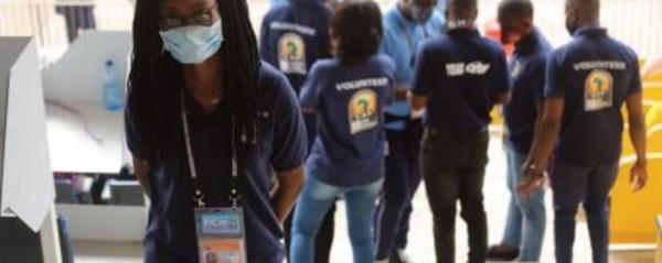 Volontaires, l' une des clefs de l'organisation du CHAN