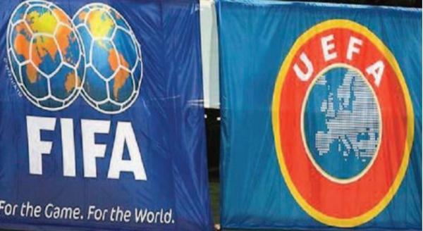 """La Fifa et l'UEFA tentent de torpiller le projet de """"Superligue """""""