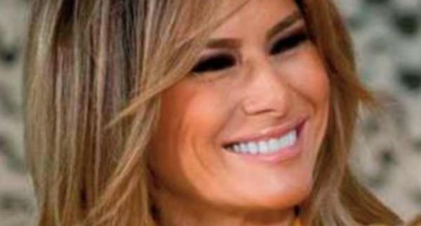 Une plaisanterie sur Melania Trump jugée de mauvais goût