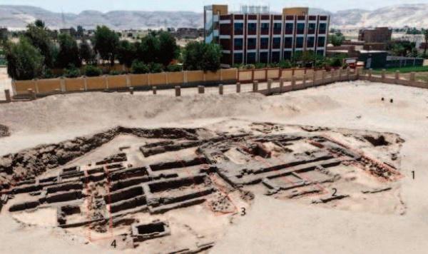 Découverte en Egypte de ce qui serait la plus vieille brasserie au monde