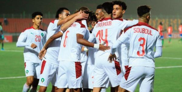 Premier tour de la CAN U20: Le Onze national réussit son entrée en matière