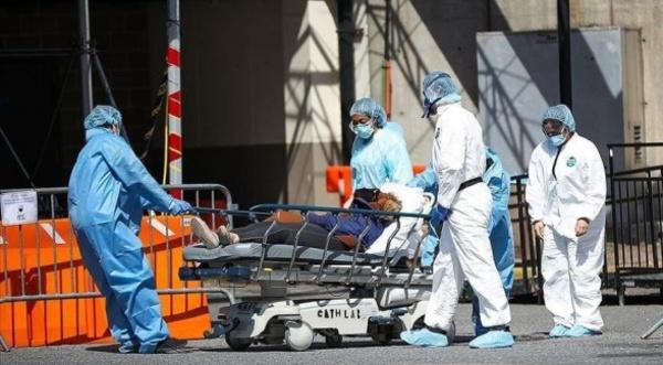 Près de 500.000 morts du coronavirus aux Etats-Unis